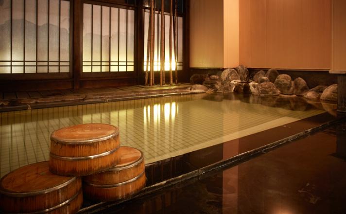 HATAGO 井仙 お風呂