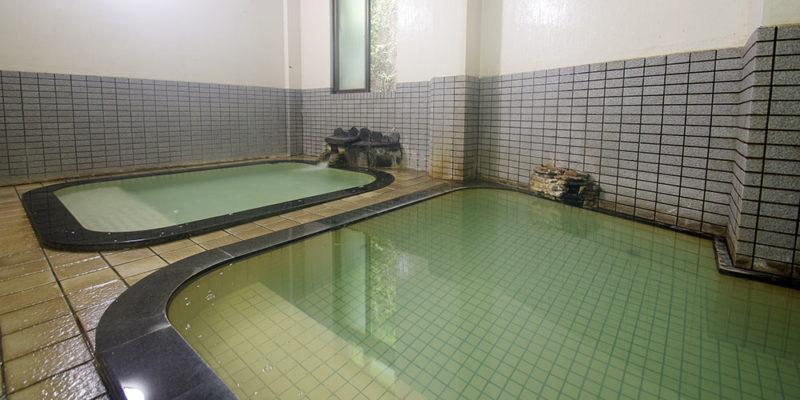 松之山温泉 和泉屋 お風呂