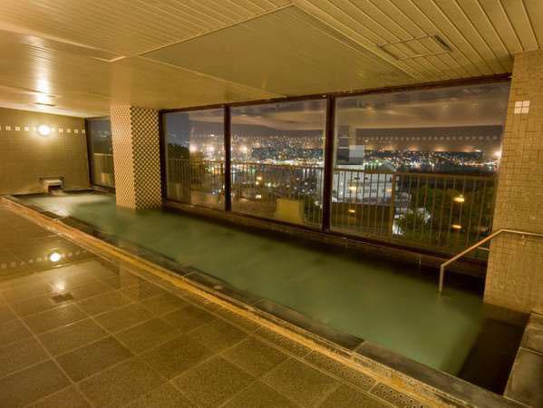 長崎 稲佐山観光ホテル 大浴場