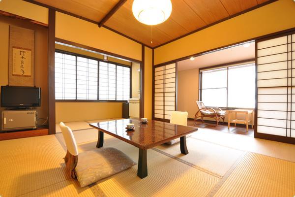 越後田中温泉 しなの荘 客室