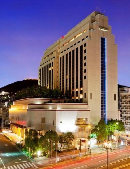 ザ・ホテル長崎BWプレミアコレクション 外観