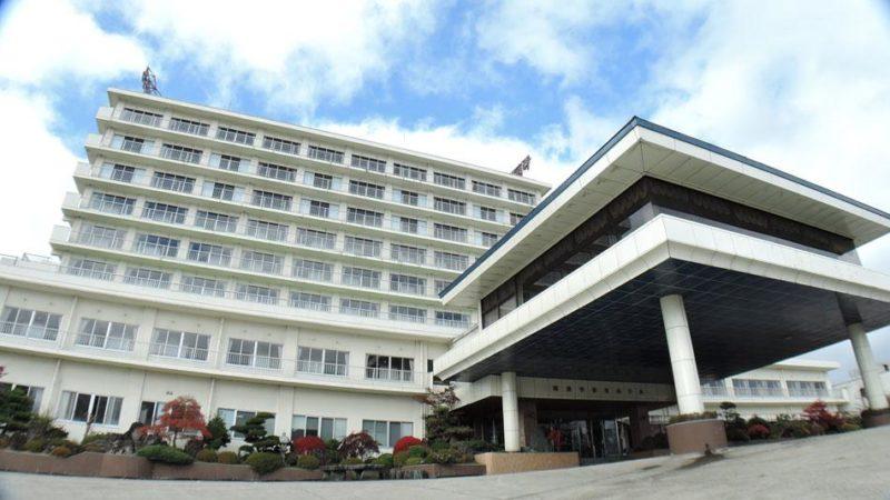 両津やまきホテル(新潟県佐渡市)
