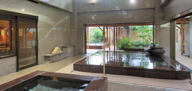湯沢グランドホテル 大浴場