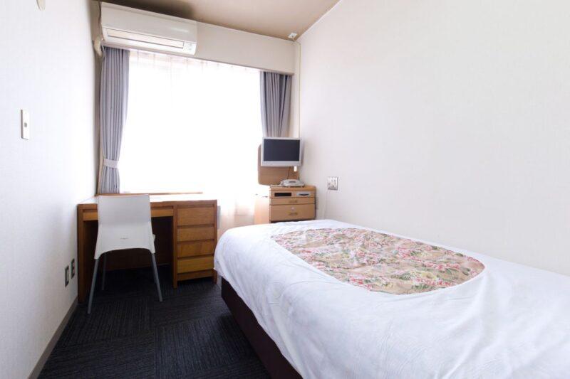 豊川グランドホテル 客室(シングル)