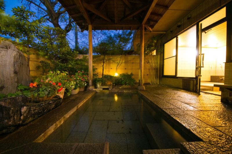 ホテル松風  お風呂