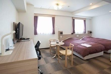 豊田プレステージホテル 客室2