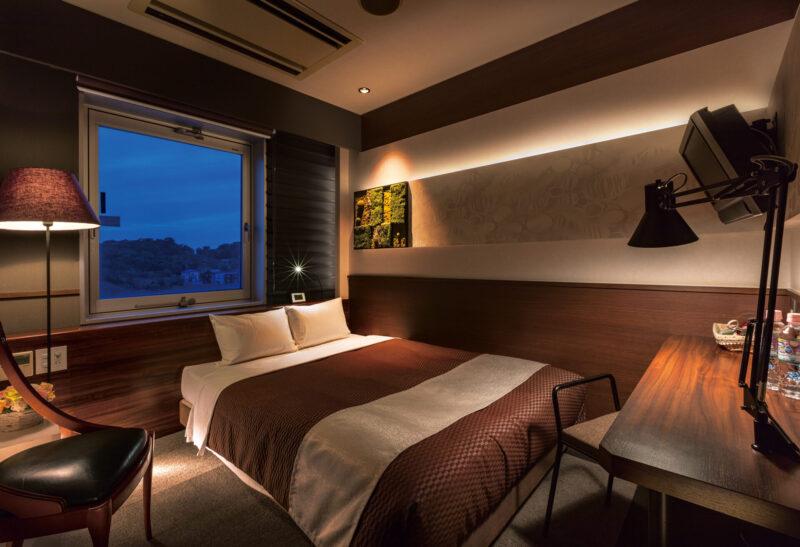 東海シティホテル 客室