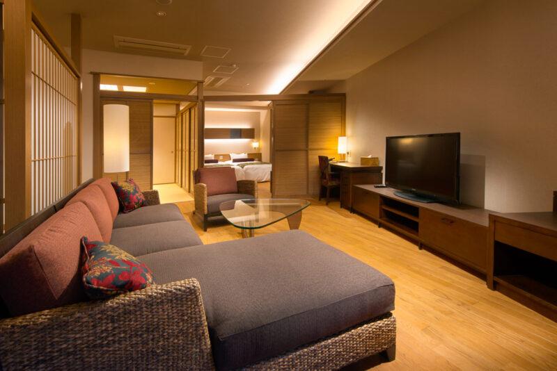 ホテル明山荘 客室