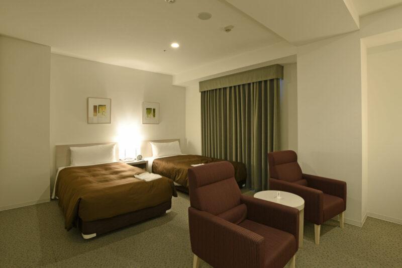 J・ホテル りんくう 客室1