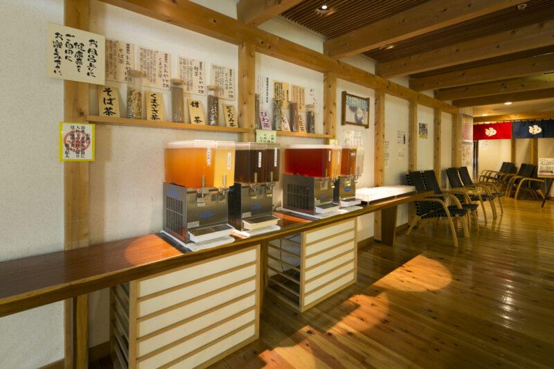 ホテル明山荘 7種の健康茶