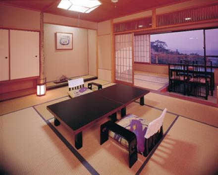 平野屋 客室
