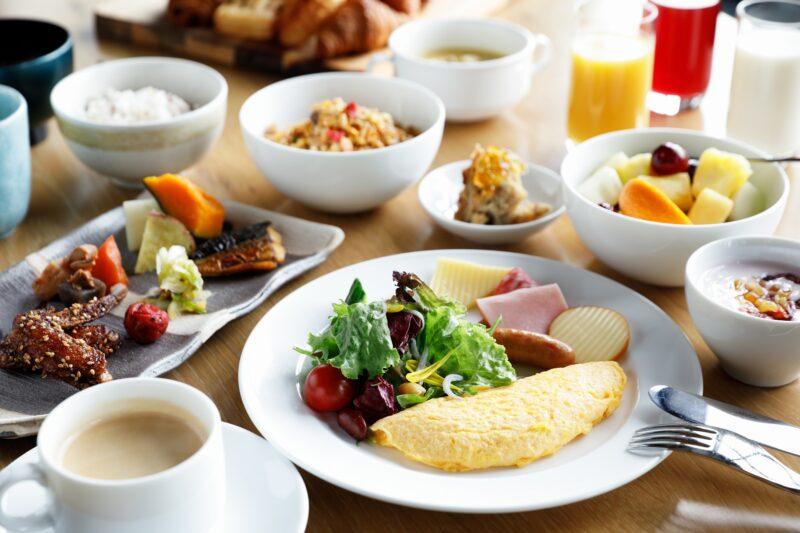 フォーポイントバイシェラトン名古屋中部国際空港 朝食
