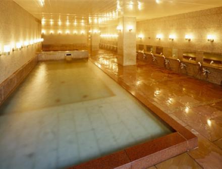 平野屋 大浴場