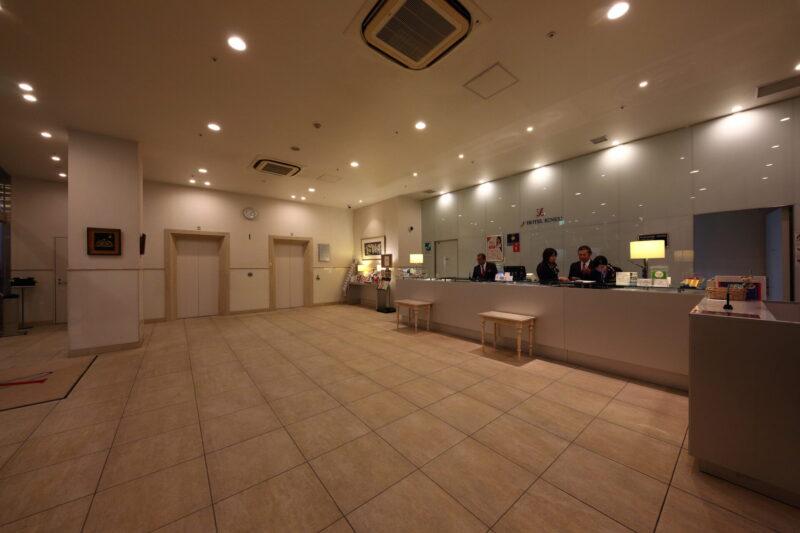 J・ホテル りんくう フロント