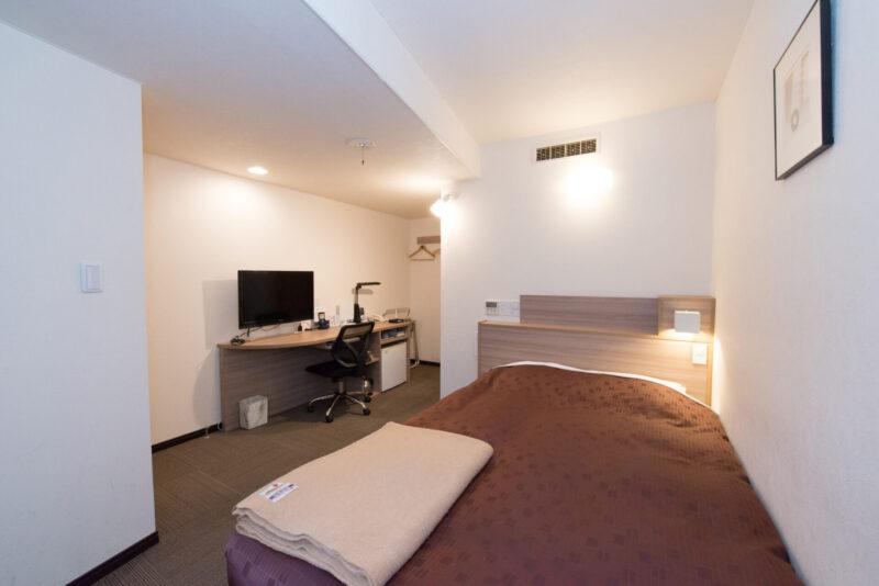 豊田プレステージホテル 客室1