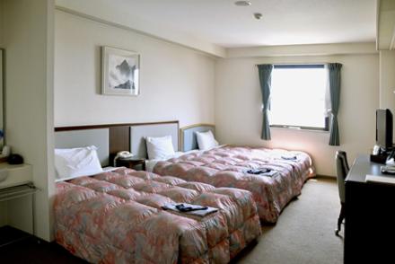 蒲郡ホテル 客室2