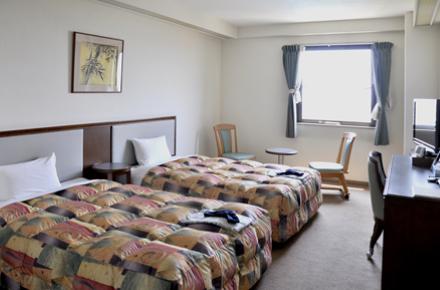 蒲郡ホテル 客室1