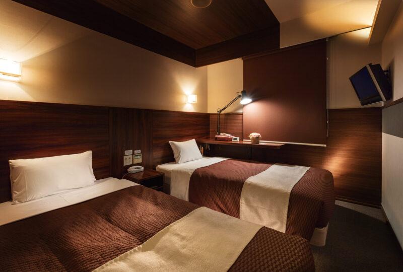 東海シティホテル 客室(2)