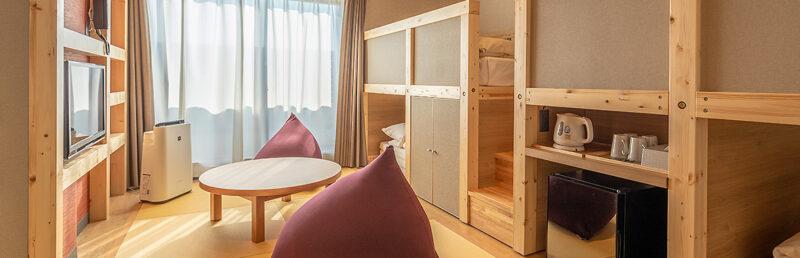 プラザホテル豊田 客室2