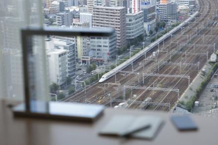 名古屋JRゲートタワーホテル 眺望2
