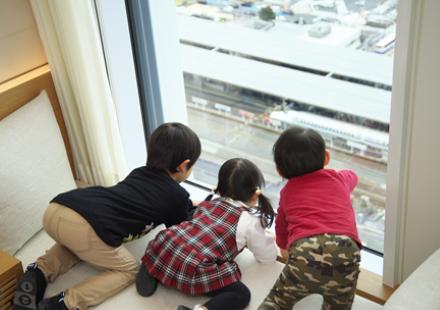 名古屋JRゲートタワーホテル 眺望
