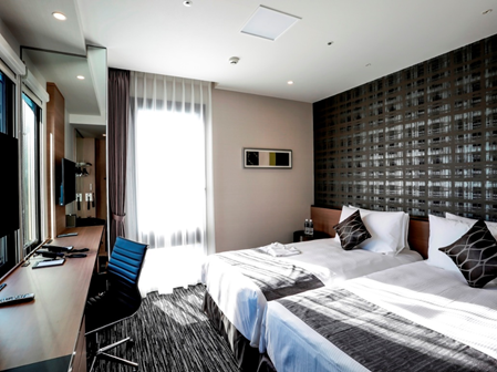 ストリングスホテル 名古屋 客室