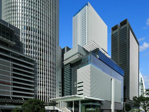 名古屋JRゲートタワーホテル 外観