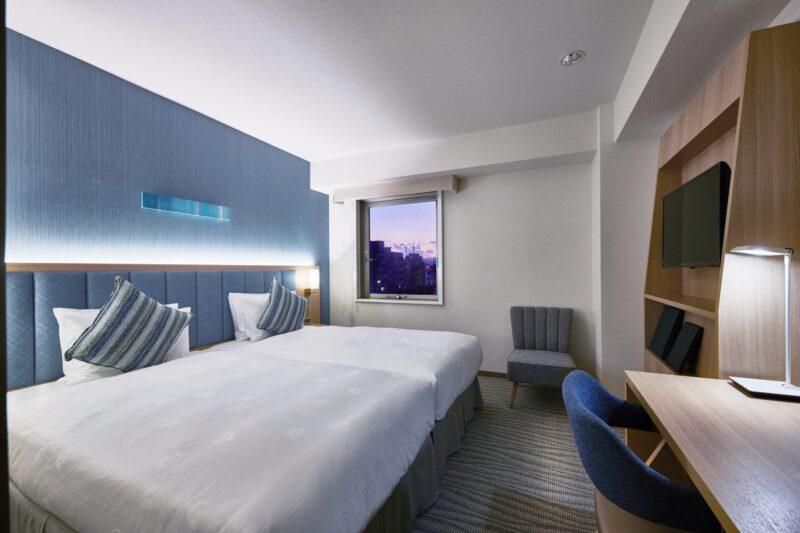 ザ ロイヤルパークホテル 広島リバーサイド 客室2