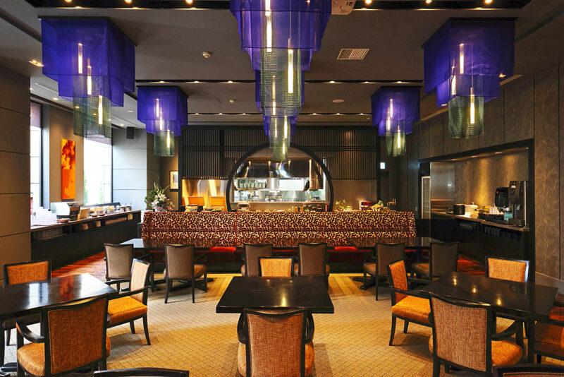 ザ ロイヤルパークホテル 福岡 レストラン