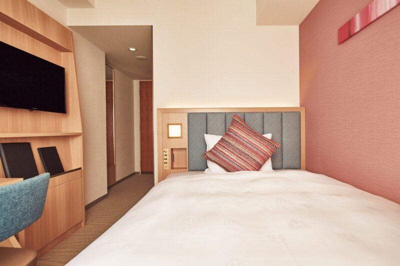 ザ ロイヤルパークホテル 広島リバーサイド 客室1
