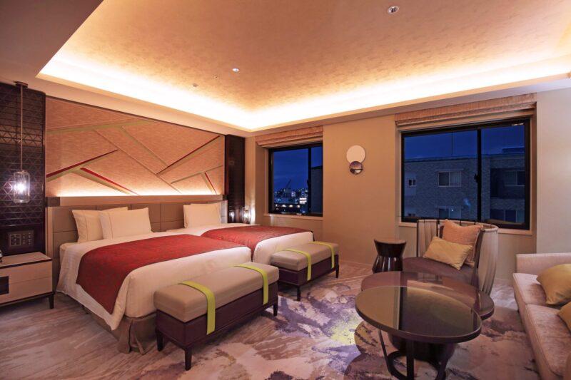 ザ ロイヤルパークホテル 京都四条 客室