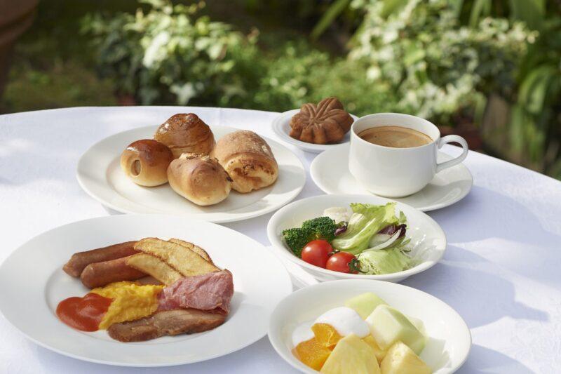 ザ ロイヤルパークホテル 広島リバーサイド 朝食イメージ
