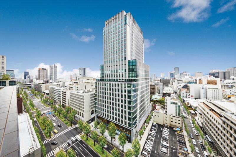 ザ ロイヤルパークホテル アイコニック 大阪御堂筋 外観